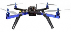 3D Robotics $700 Quadcopter Draws Interest at Drone Show