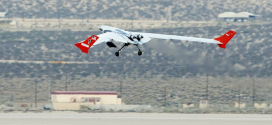 The X-56A Multi-Utility Drone Takes Off On It's Inaugural Flight