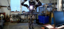DARPA'S ATLAS ROBOT UNVEILED!