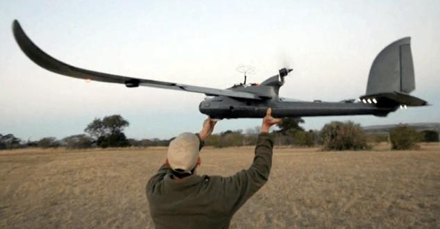 Drones help wage war on rhino poachers