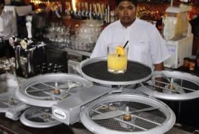 Drone waiters to plug Singapore's service staff gap